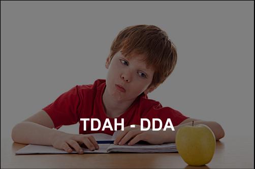 Curso sobre TDAH / DDA